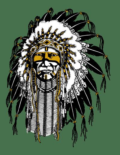 School Arapahoe High Colorado Logo