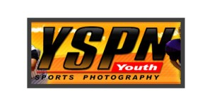 youth sports photography logo