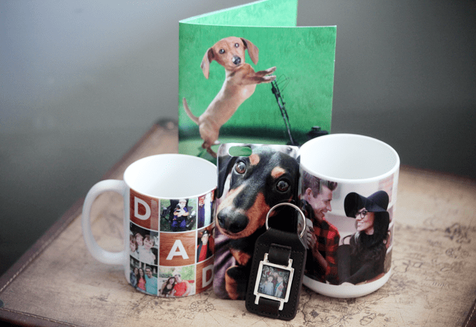 Father's Day with Snapfish & A Giveaway!
