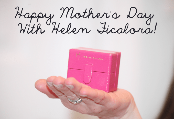 Celebrating Mother's Day with Helen Ficalora!