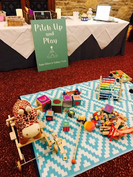 Pitch Up and Play - Wonderful Wedding Suppler - Little Tree Weddings LTW (2)