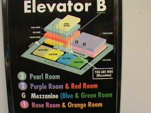OR TAKE THE ELEVATOR