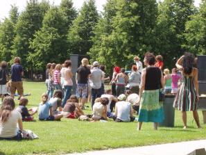 WALKER ART CENTER 2006 BAND