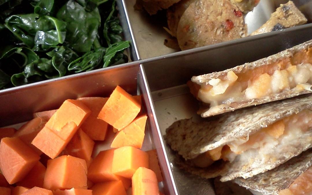 Lena's Lunchbox 2- Vegan MoFo