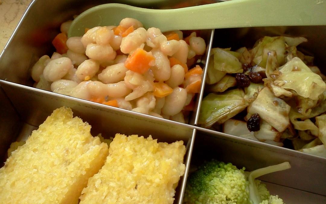 Lena's Lunchbox 3 – Vegan MoFo