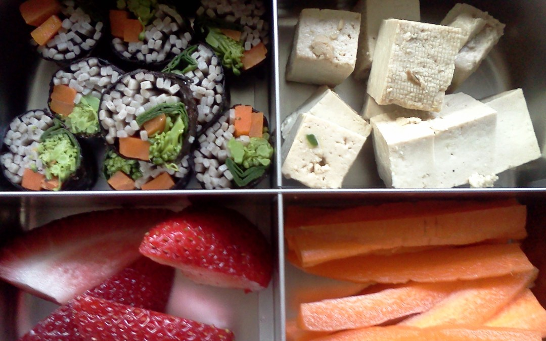 Lena's Lunchbox 7:  Noodle Rolls