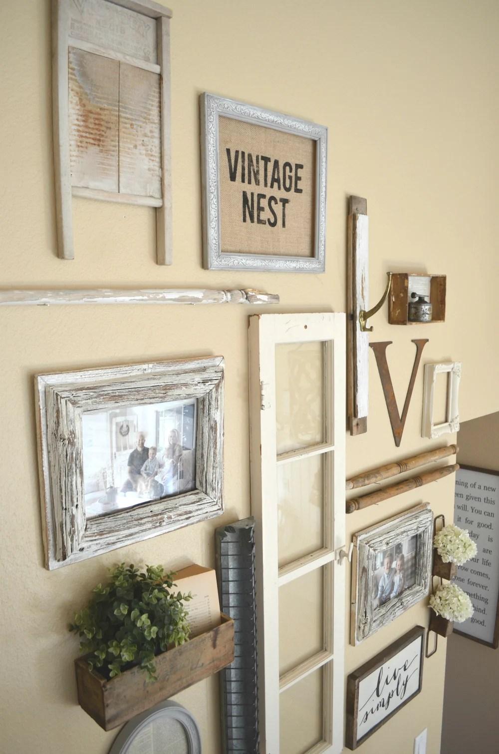 Wall Decor Diy Farmhouse Style