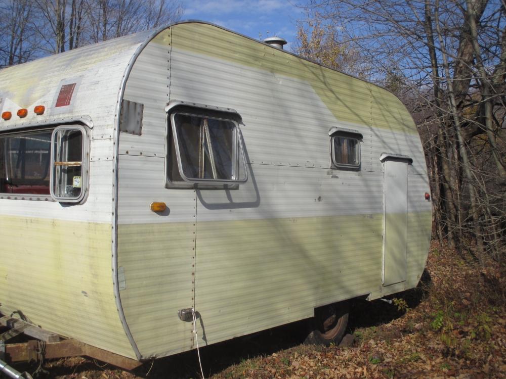 1957 Pathfinder Camper