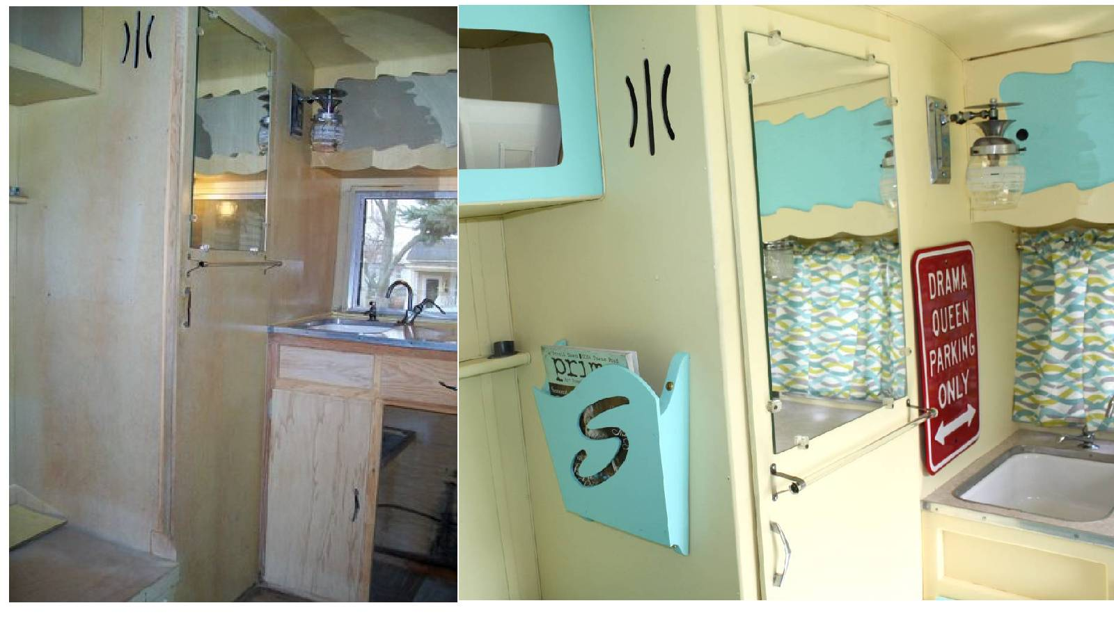 q u0026 a should i paint the interior of my vintage trailer