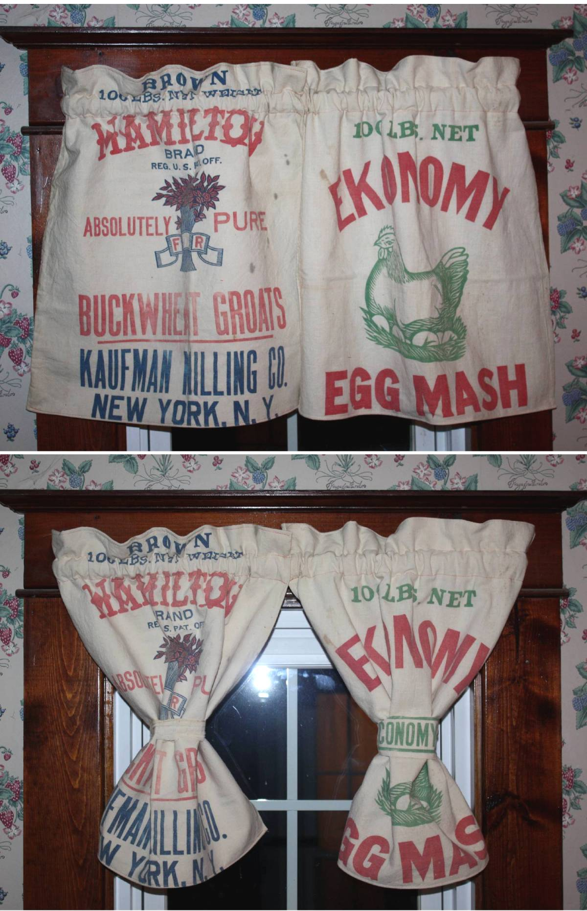Retro camper curtains - Once I Get Them All Done I Ll Show You All What They Look Like Hung In The Camper