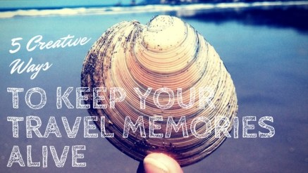 travel memories alive