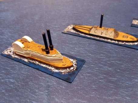 ACW ironclad painting – Little Wargaming Worlds