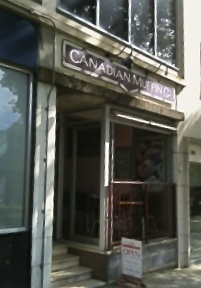 Canadian Muffin Co in Plymouth