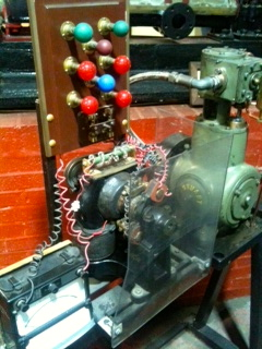 Industrial contraption