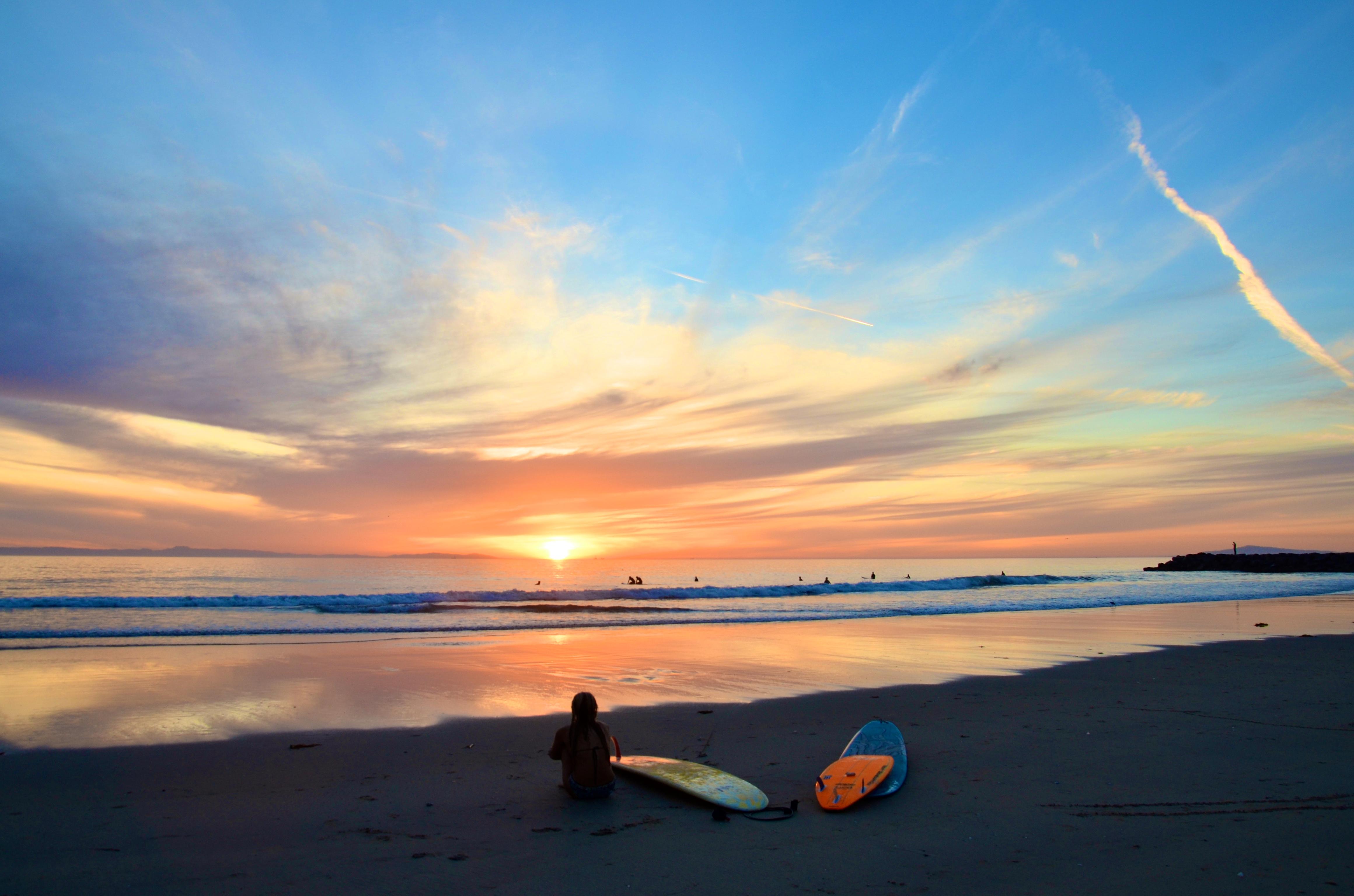 Cali Vibes + Ocean Tides