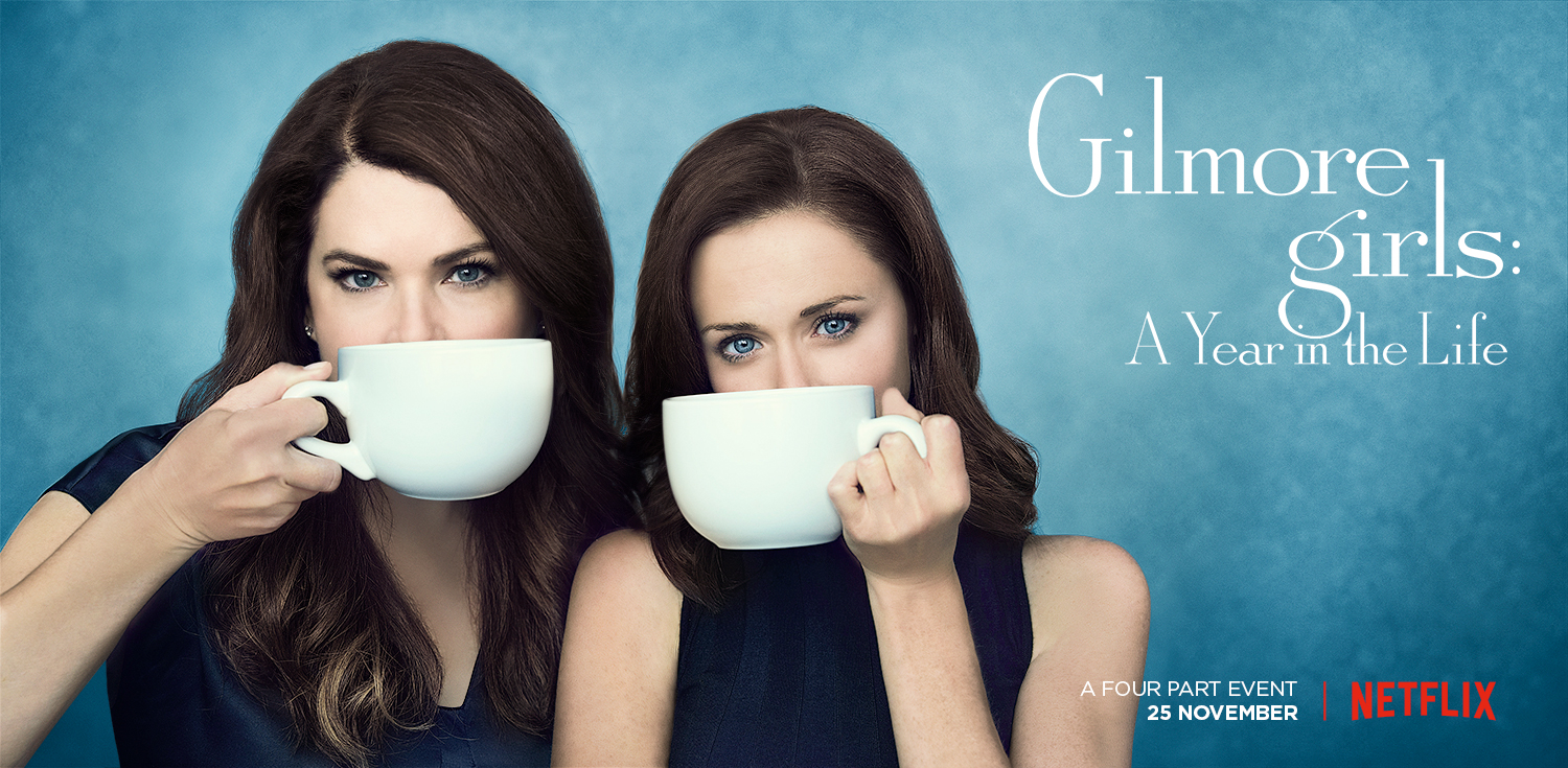 Gilmore Girls: A Year in the Life Reviewed