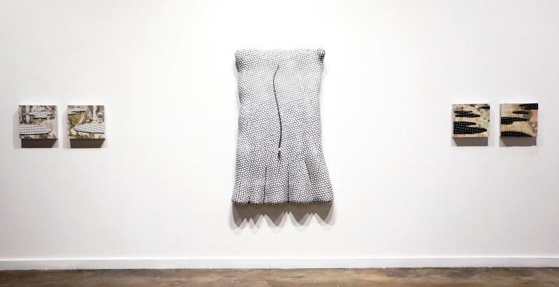 Run Off Installation // Brett Reif, 2016
