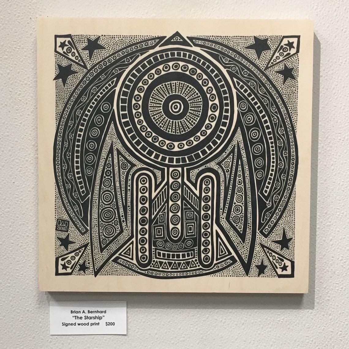 2016-the-starship-wood-print