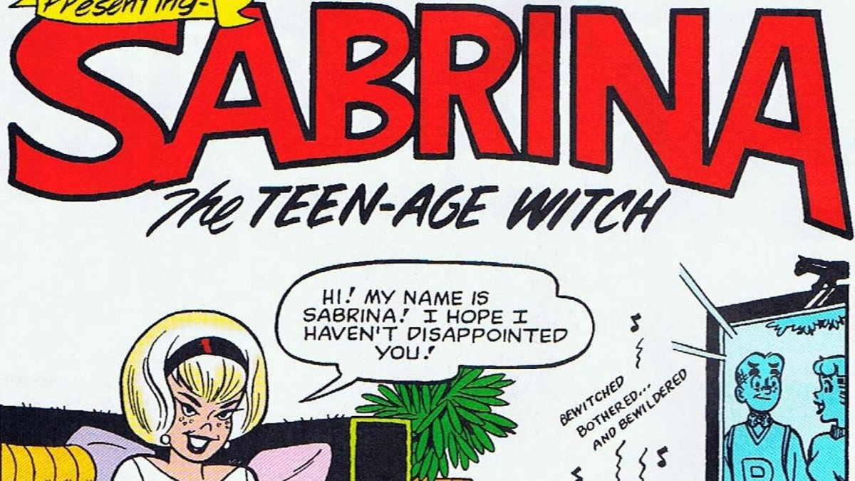 Sabrina the Teenage Witch is Next Archie Comics Character on TV