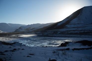 Upper reaches of the Yangtze, outside Qumarleg