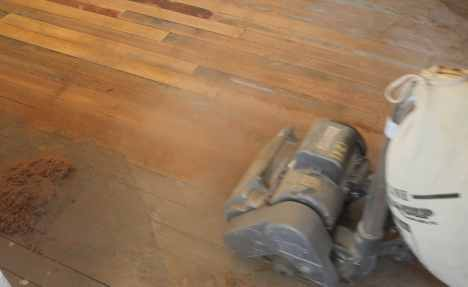 Restoring Hardwood Floors After Years Of Neglect And Damage