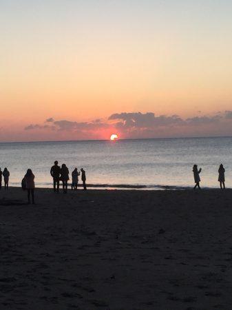 2018年赤羽根ロングビーチ初日の出