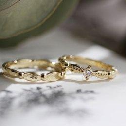 ミルうちオーダーメイド結婚指輪