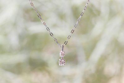 ダイヤ0.1ct/素材:プラチナ900 ¥47,000