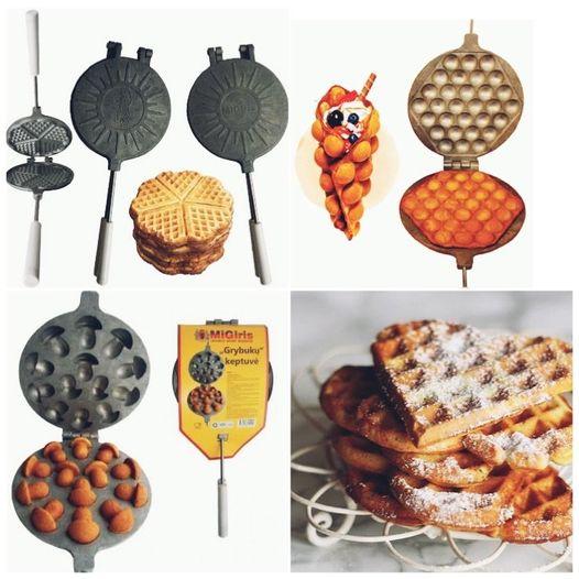 Unique Waffle Makers