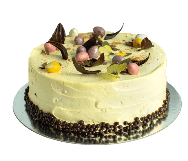 Home Foods - Marshmallow Cake Image