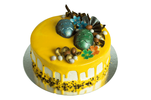 Home Foods – Raffaello Cake Image