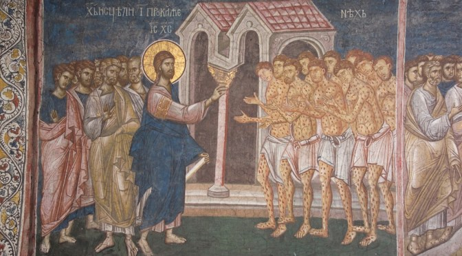 The Liturgy Letter Newsletter – Twenty First Sunday in Trinitytide 2016