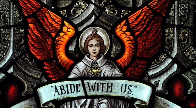 Abide with Us: A Lutheran Prayer