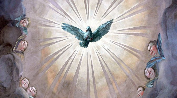 The Liturgy Letter Newsletter – Pentecost Sunday 2017 (Year A)