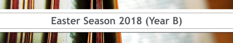 Easter 2018 Banner