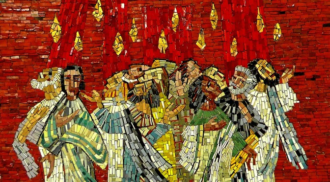 Liturgy Letter Newsletter – Pentecost Sunday 2018