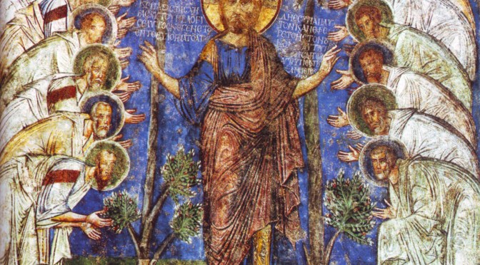 Jesus Sends the Apostles