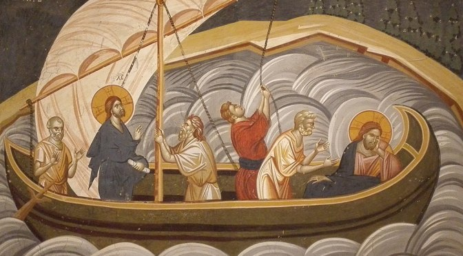 Liturgy Letter Newsletter – Fifth Sunday after Pentecost 2018 (Year B)