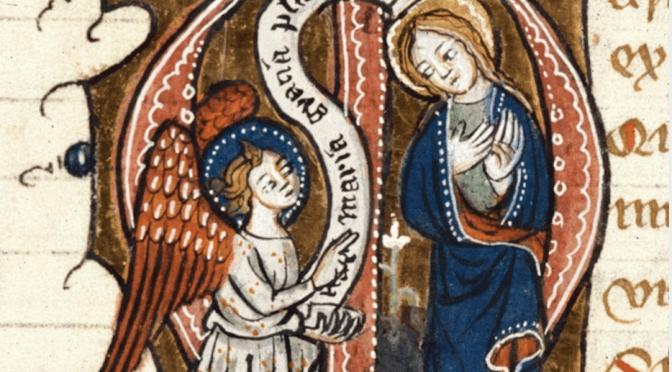 Celebrating Mary