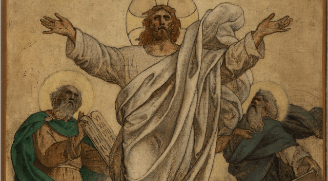 Liturgy Letter Newsletter – Feast of Transfiguration 2020 (Year A)