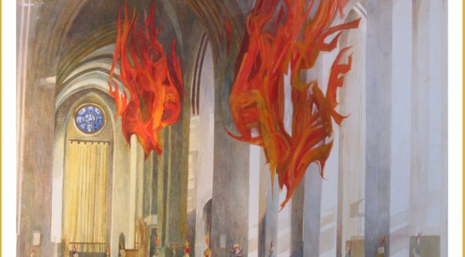 Liturgy Letter Newsletter – Pentecost 2020 (Year A)