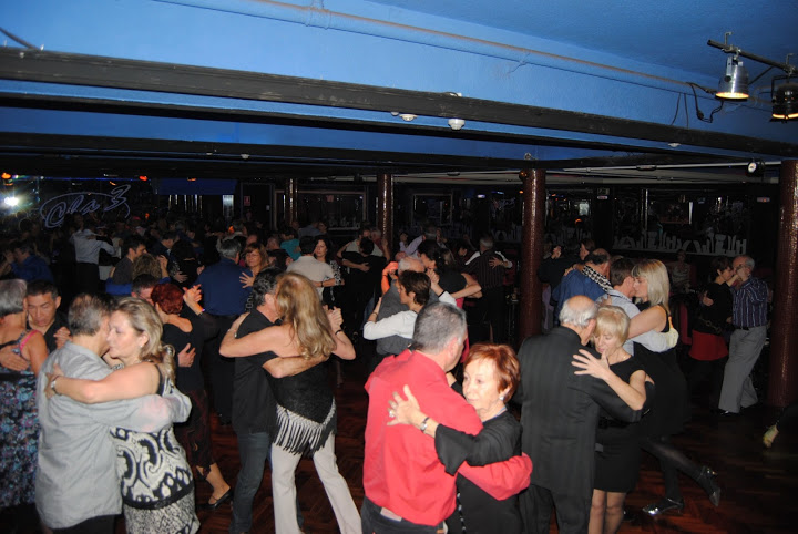 milonga agarrate catalina madrid