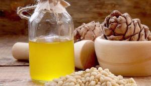 Лечебни свойства на кедровото масло