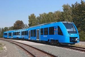 Франция създаде влак на водород