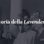 Copertina per la pagina La degenerazione dall'interno: una storia della lavender scare