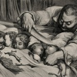 Orco in un'illustrazione di Gustave Doré