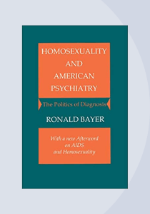 Copertina Homosexuality and American Psychiatry