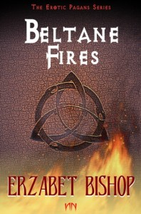 BELTANE FIRES cover by Erzabet Bishop