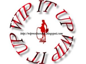 Wipitup Wednesday logo - Seasonal Shenanigans anthology excerpt