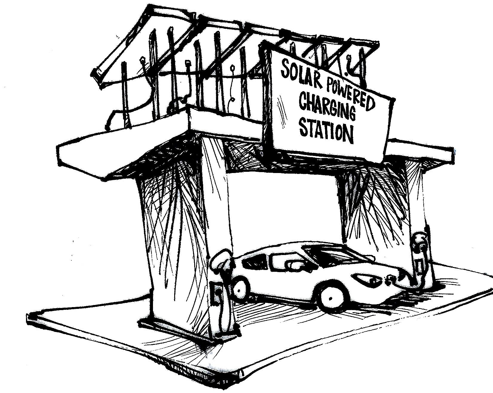 Handy:Charging Station